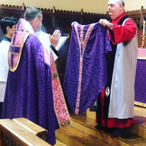 Consecration of New Vestments 2019