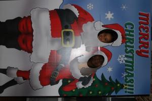 Santa Twins 1