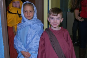 Children's Christmas Pageant 2016